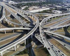 Инфраструктура транспортная.