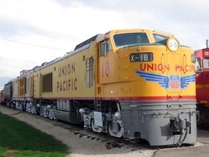 Транспорт Union Pacific.