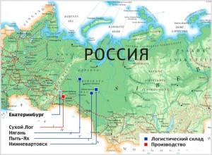 Российская логистика