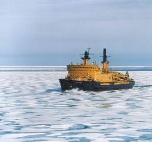 Логистика в Арктике.