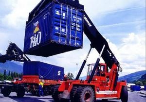 Перевозка в контейнерах